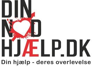 DINNødhjælp logo